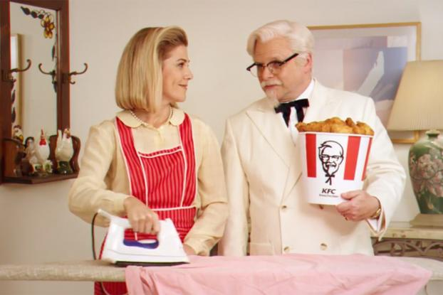 From George Costanza To Colonel Sanders Jason Alexander Is Kfcs