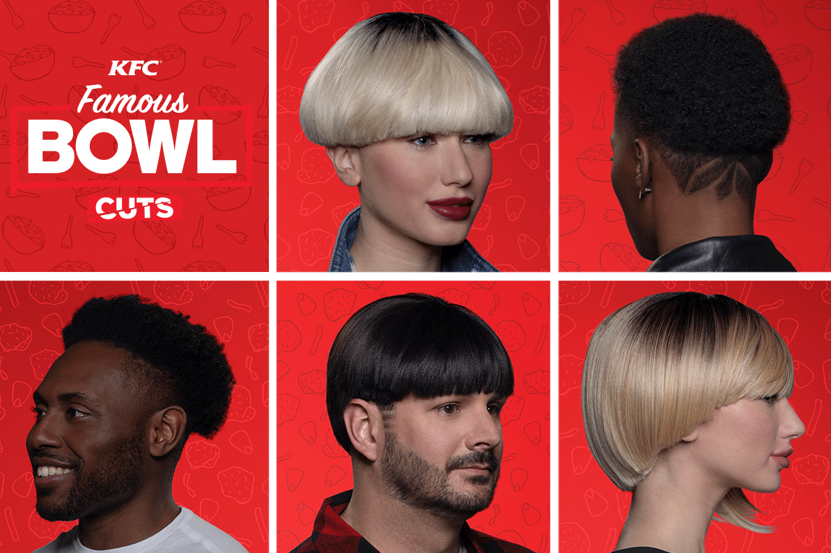 Beware: KFC is bringing back the bowl haircut