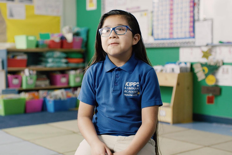 KIPP LA Public Schools: bright futures start here