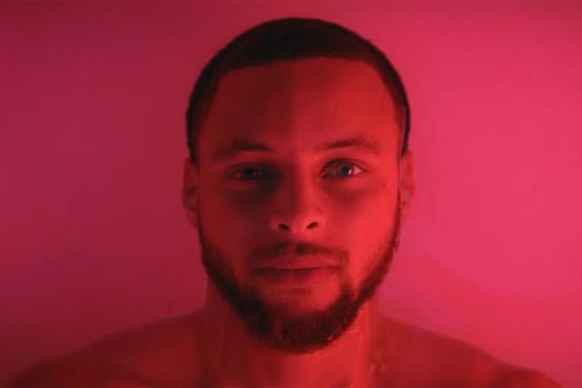 Steph Curry 'Overcomes' in Kaiser Permanente's Striking Mental Wellness Campaign