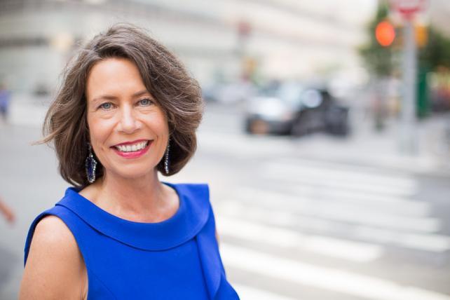 Five Questions With New Omnicom PR Group CEO Karen van Bergen