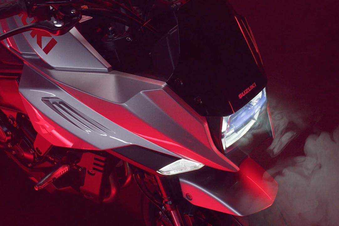 Suzuki Katana: Cut Ahead