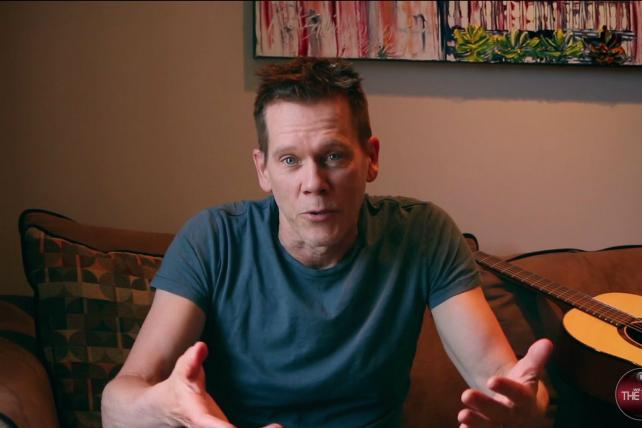 Startup Turns Kevin Bacon And Other Celebs Into Content Marketers for Brands
