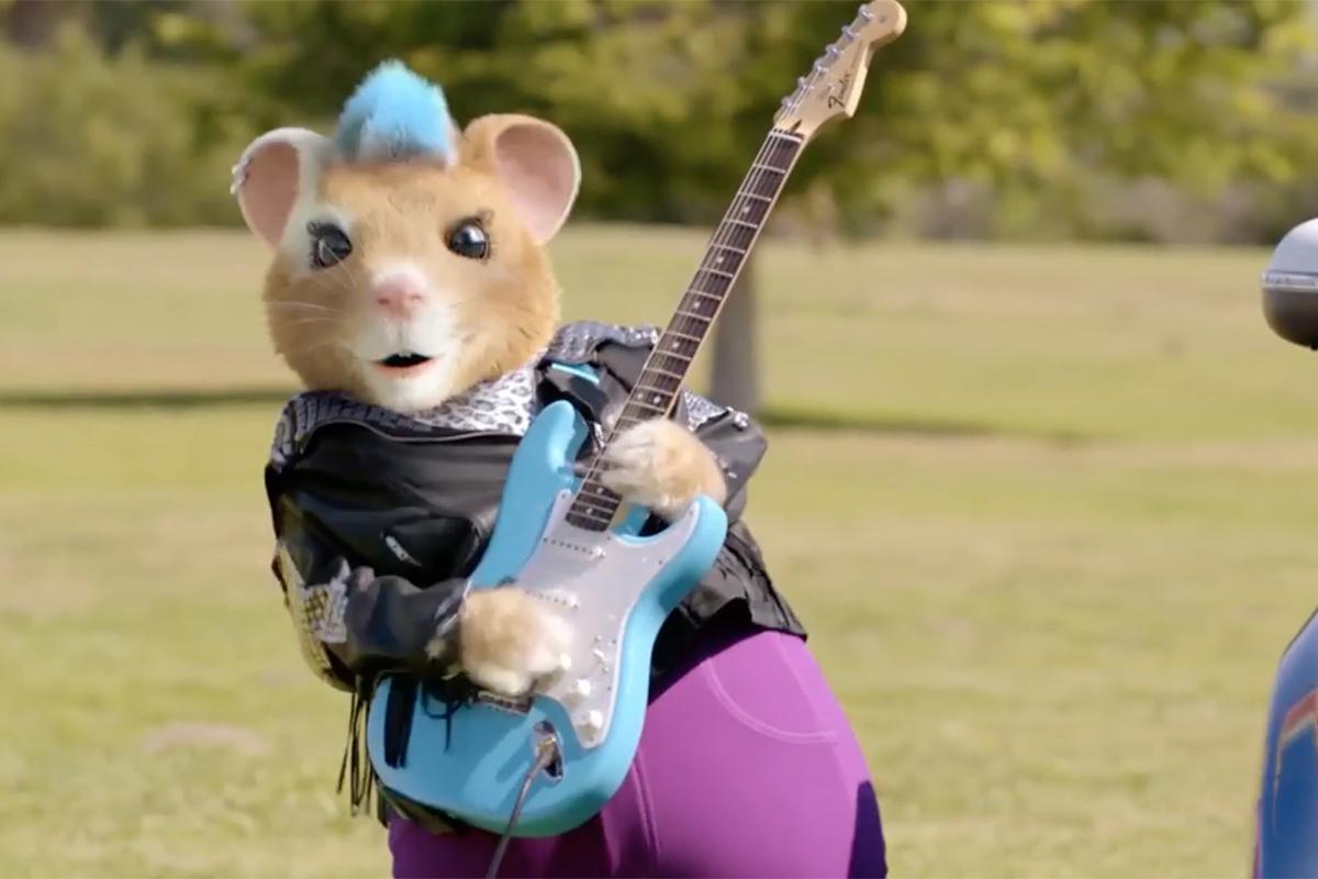 Kia Soul Hamsters #ShareSomeSoul