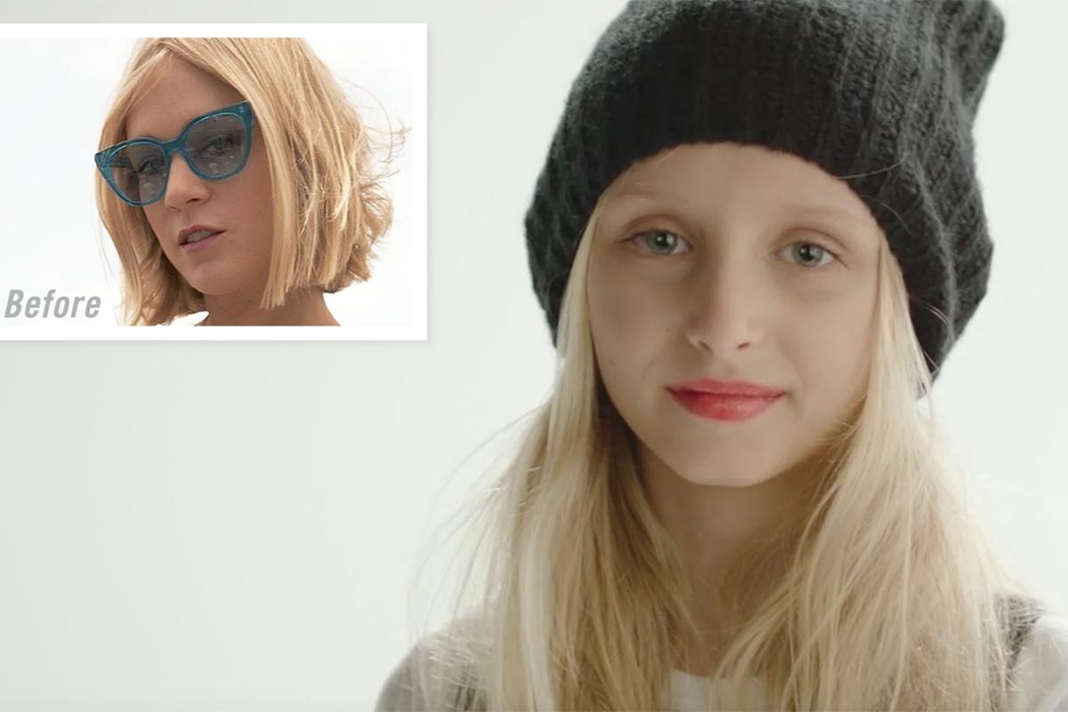 Reverse Aging Celebrities - Chloe Sevigny