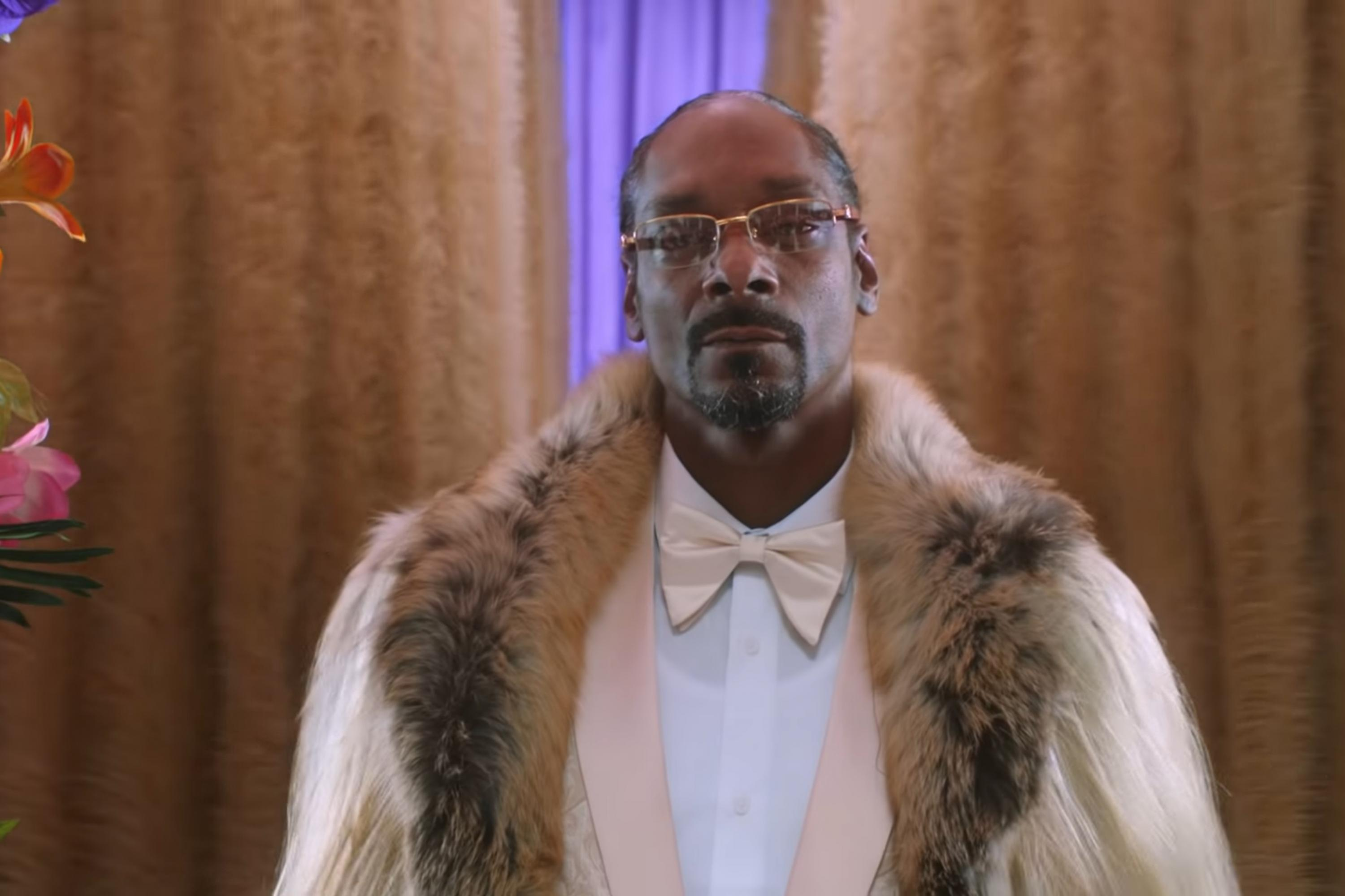 Snoop Dogg becomes 'Smoooth Dogg' and spreads a lot of peanut butter in campaign for online payment brand Klarna