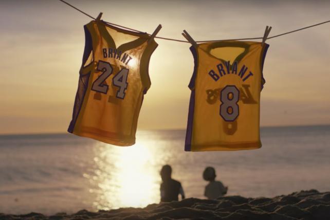 Tuesday Wake-Up Call: Nike's Fun Homage to Kobe Bryant. Plus, Disney World's Trump Robot