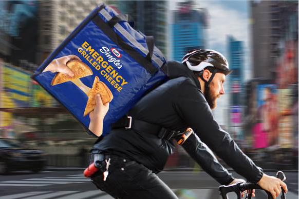 Kraft: Emergency Grilled Cheese