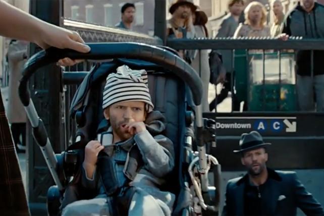See the Spot: Jason Statham Stars in LG's G5 Ad