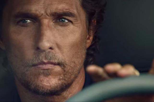 McConaughey's Newest Lincoln Spot is Just as Quirky as the Others