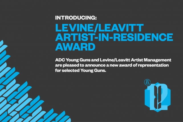 Art Directors Club Young Guns Awards Adds Artist-in-Residence Program