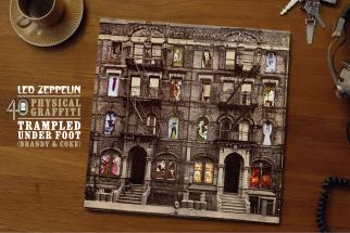Led Zeppelin's Brandy and Coke