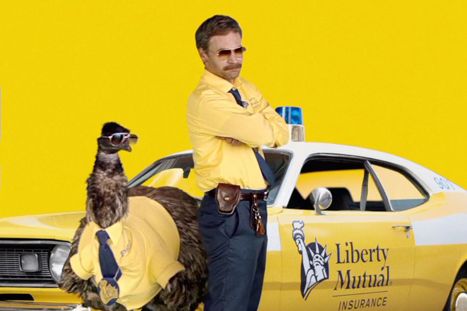 Liberty Mutual Commercial Insurance >> Liberty Mutual Puts A Bird On It In New Campaign From Goodby