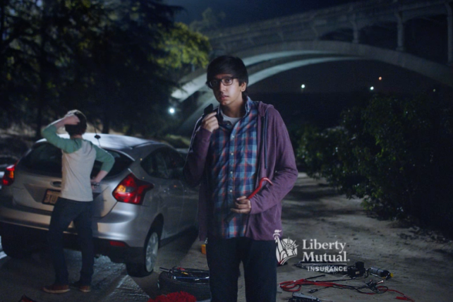 Liberty Mutual Stands With Its Customers in New Spots