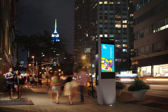 Ads Will Fund New York City's Plan For World's Fastest Municipal Wi-Fi Network