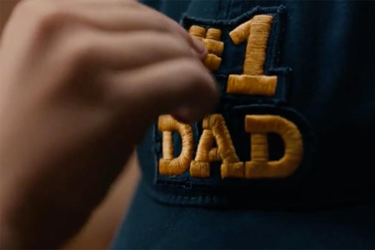 Number #1 Dad