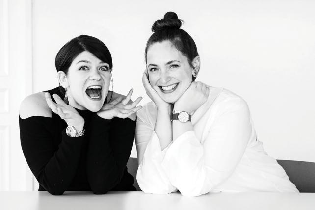 Creatives You Need to Know: Tali Gumbiner and Lizzie Wilson