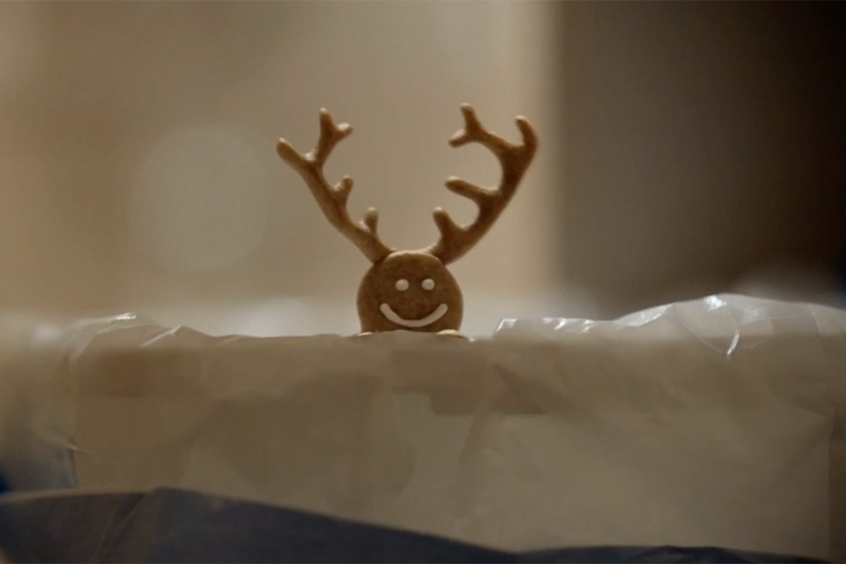 Ginger Deer