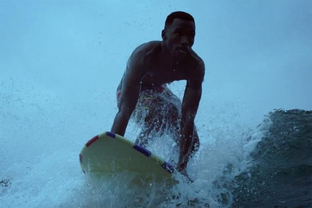 This Spiritual Surf Film Is From a Company Aspiring to Be the 'World's First Great African Brand'