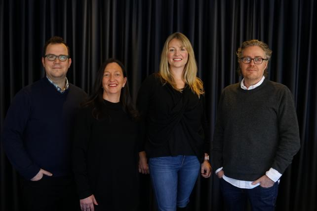 McCann NY Hires Four Top Creatives