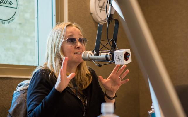 Listen to the New 'Tagline' Podcast With Melissa Etheridge
