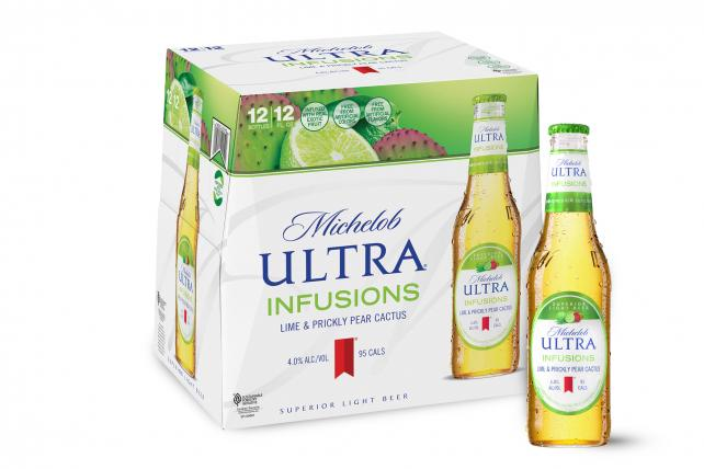 Mich Ultra debuts fruity beer and Priceline sidelines Shatner (again): Marketer's Brief
