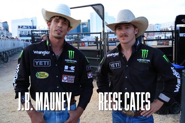 6fda660ce Monster Energy: J.B. Mauney & Reese Cates Make Ultimate Bet | AdAge