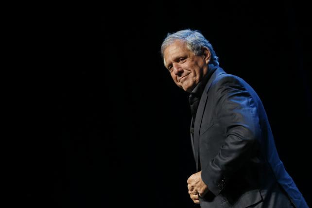 Wake-Up Call: Leslie Moonves steps down as CEO of CBS