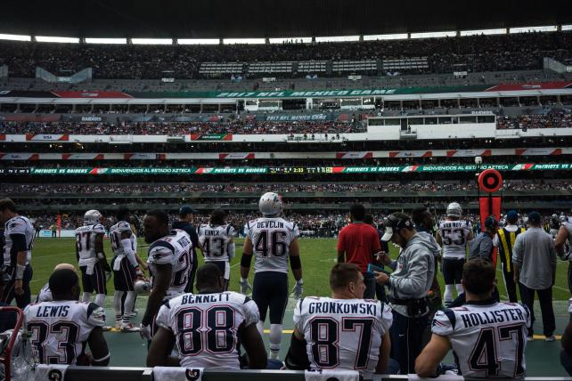 An NFL-backed data firm readies for more sports betting