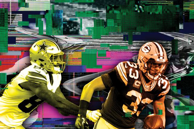 Can Anything Dethrone the NFL? (Nope)