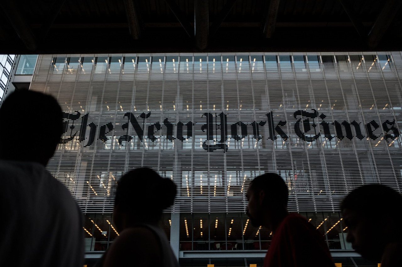 New York Times opinion editor resigns and Reebok cuts ties with CrossFit: Monday Wake-Up Call
