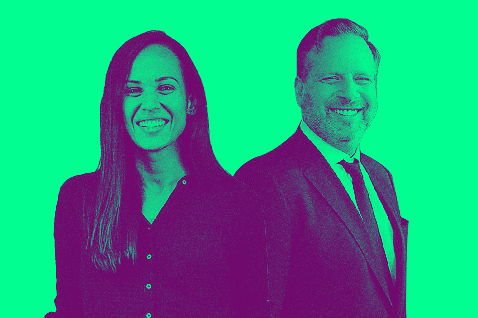TBWA New York's Nancy Reyes and Rob Schwartz on the unexpected benefits of pitching from home