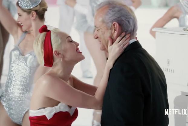Bill Murray Christmas.Sofia Coppola And Bill Murray Reunite For Netflix S Murray