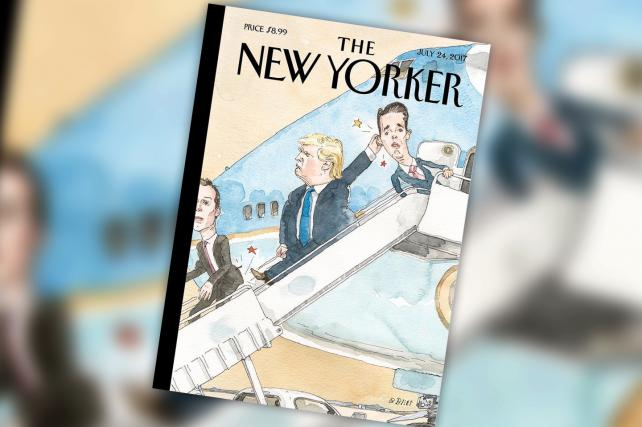 'Trump Family Values' Explained by The New Yorker's David Remnick