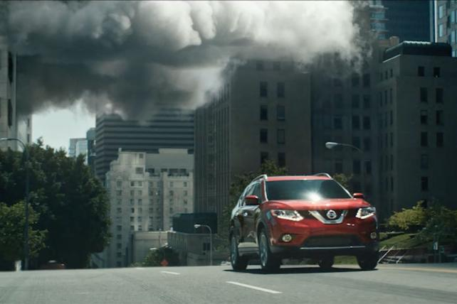 Nissan Marketing VP Wants New Ads to Pass 'Barroom Test'