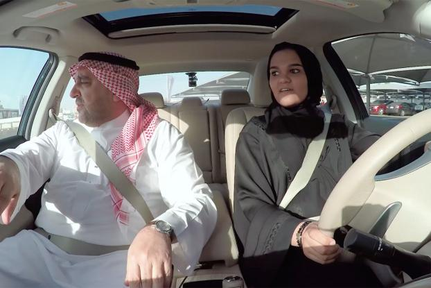 Nissan Gives Saudi Women Driving Lessons After Country Lifts