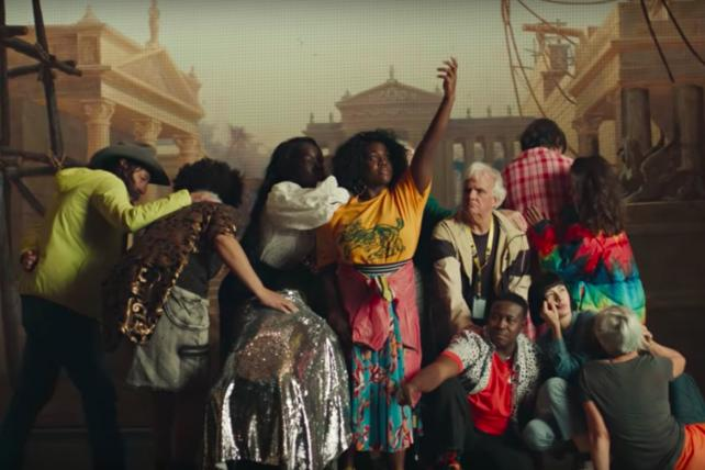 Nordstrom's quirky new campaign puts human expression center stage