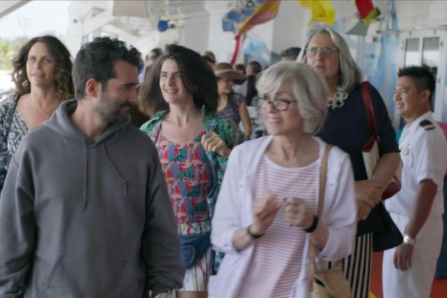 Cruise Industry Gets PR Boost With Big Part in 'Transparent' Episode