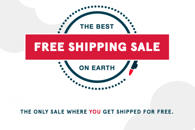 Norwegian Airlines Hosts Flash Sale for Free Shipping Day