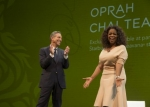 Oprah Gets Into the Tea Business With Starbucks