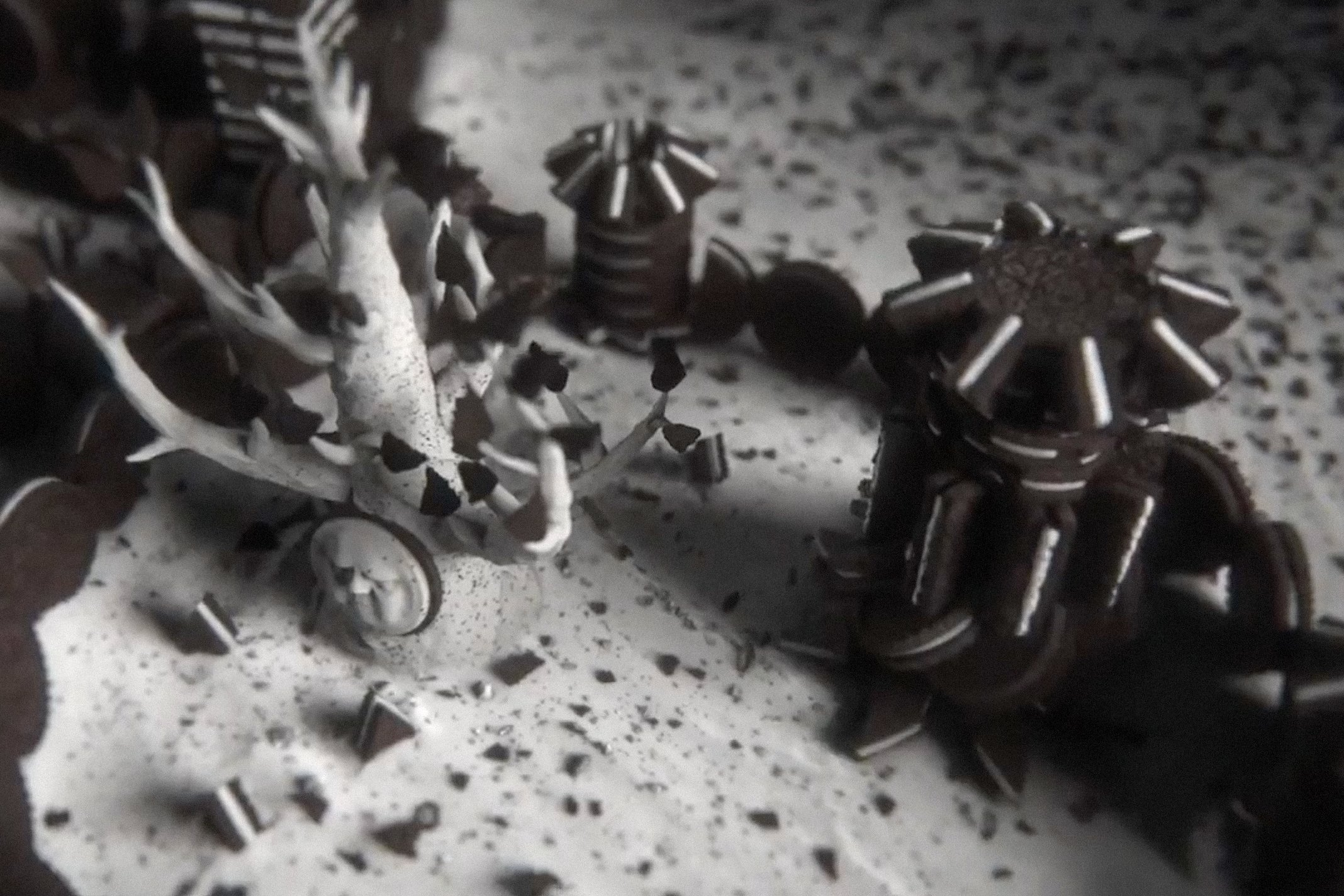 Oreo remakes 'Game of Thrones' opening titles with cookies | AdAge
