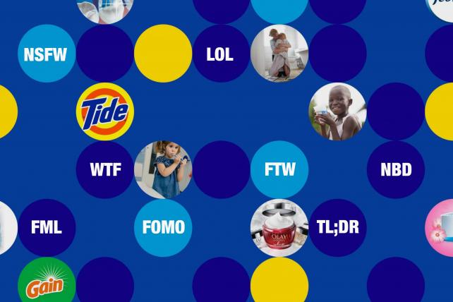 Marketer's Brief:  Now P&G wants to own NSFW