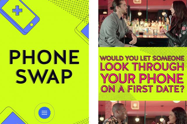 Fox takes over Snapchat ads sales for 'Phone Swap' and more