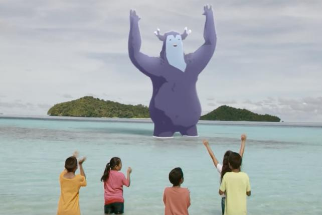 The Palau Pledge the big winner at the Cannes Lions