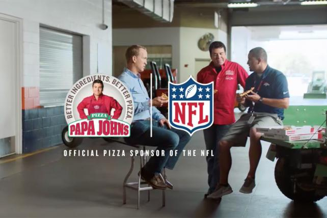 Papa John's Starts Creative Review