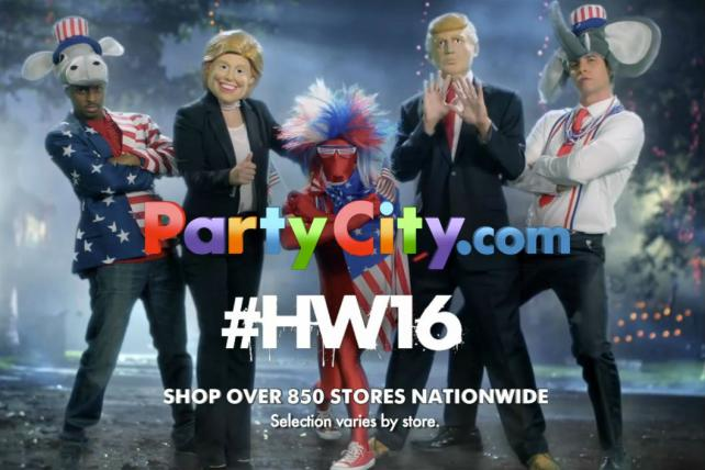 Party City Brings on Hill Holliday as Lead Agency