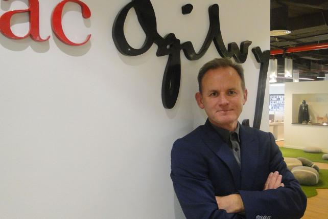 Paul Shearer Joins Ogilvy Dubai, Ogilvy Paris Promotes Bodet and More