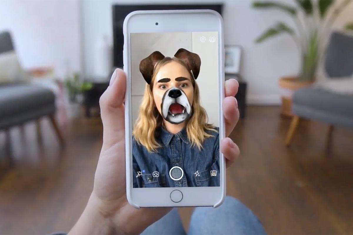 Adoptable Facebook Mask