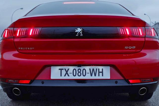 Peugeot rides back into the U.S. after a nearly three-decade absence