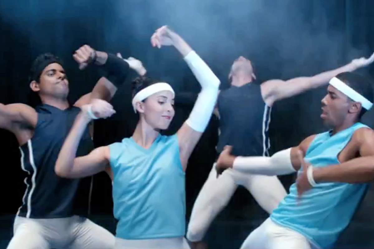 Victory Dance: Dunk
